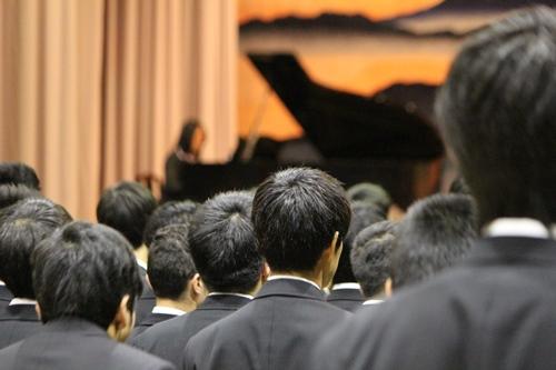 20172学期終業式2