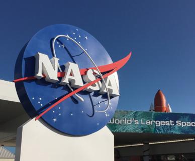 NASA見出し