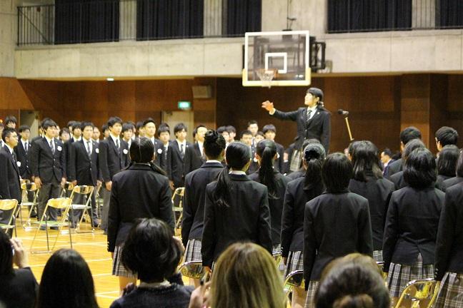 卒業式送辞 (2)